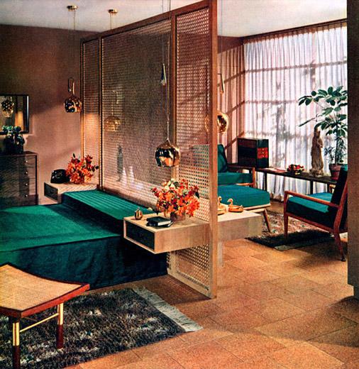 Plan59 Retro 1940s 1950s Decor Amp Furniture Boudoir 1955