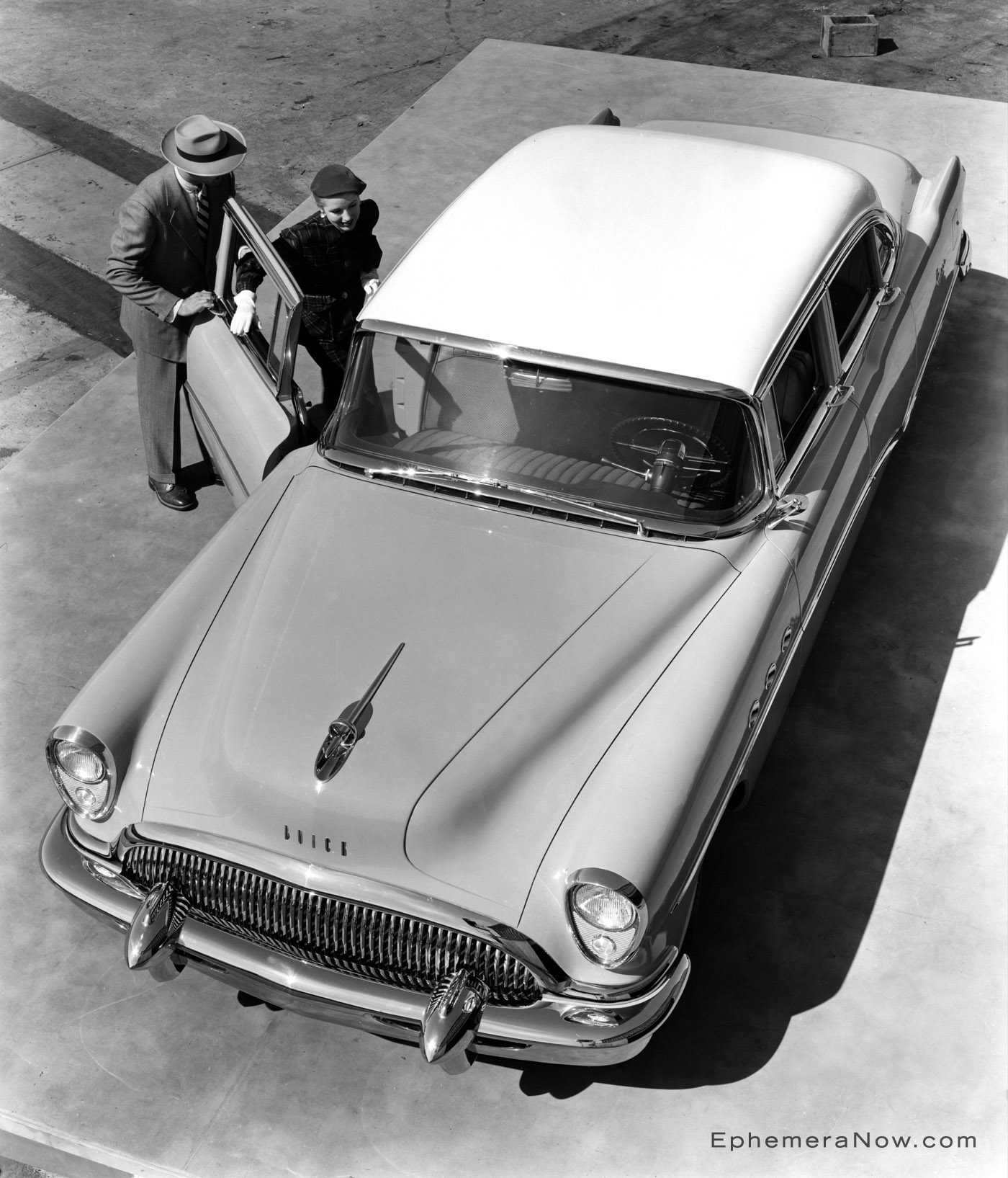 1953 Buick Super 8 Convertible » Adapter Car