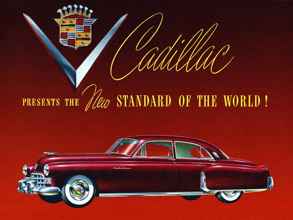 1948 Cadillac Fleetwood 60