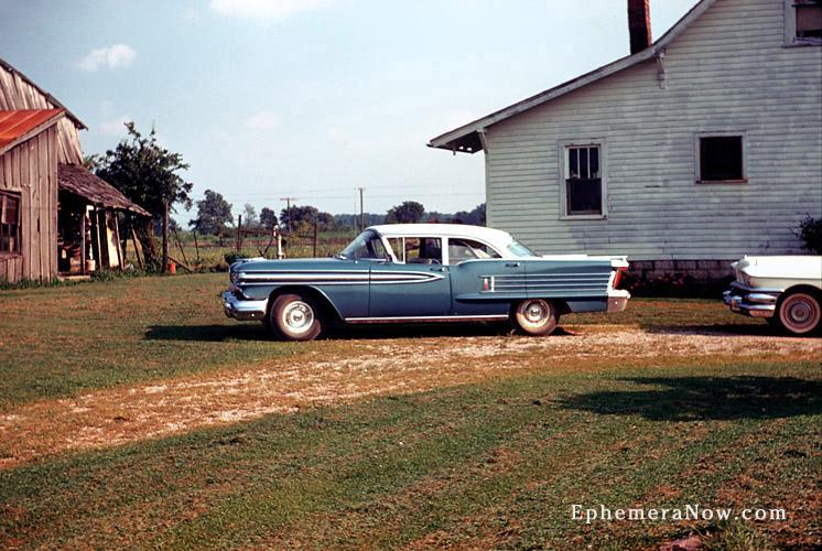 Plan59 Com Historical Photos 1958 Oldsmobile