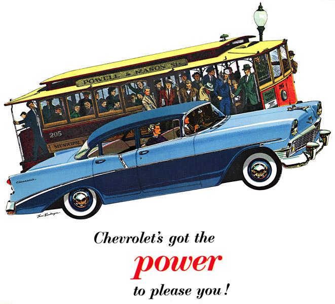 HISTOIRE DE NASCAR - Page 3 Chevrolet_1956_power_000