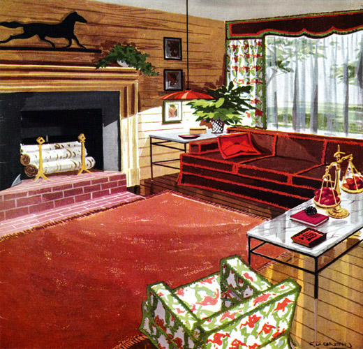 Fifties home decor 28 images 1950 kitchen decor for Home decor 50s