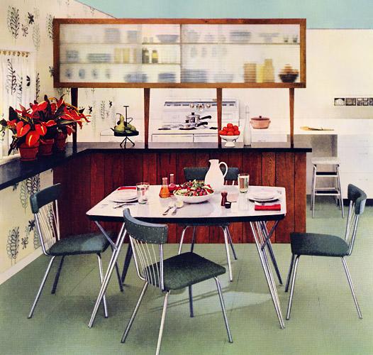 Plan59 retro 1940s 1950s decor furniture daystrom for Home decor 1950s