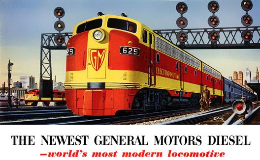 Plan59 pastelogram advertising blog september 2007 for Electro motive division of general motors