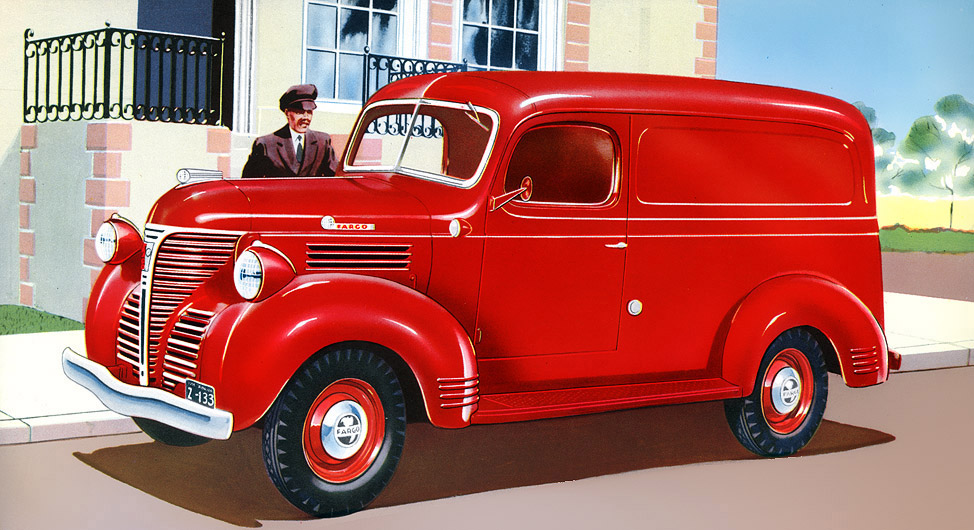 Plan59 :: Clic Truck Art :: 1953 Chevrolet bottle carrier at ...