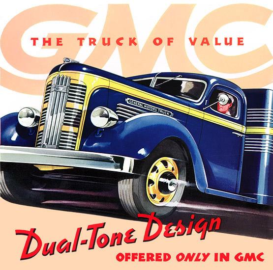 Plan59 Classic Trucks 1937 Gmc Trucks