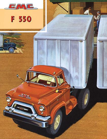 Plan59 Classic Trucks 1959 Gmc F550