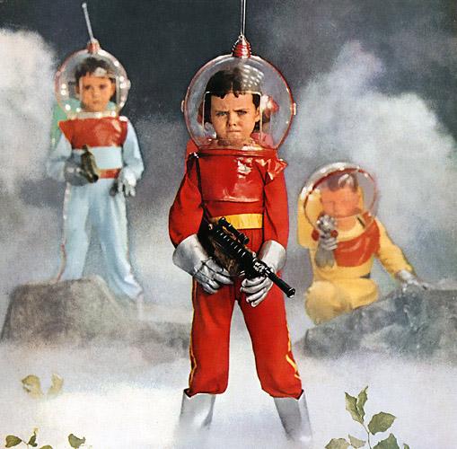 buck rogers astronaut - photo #14