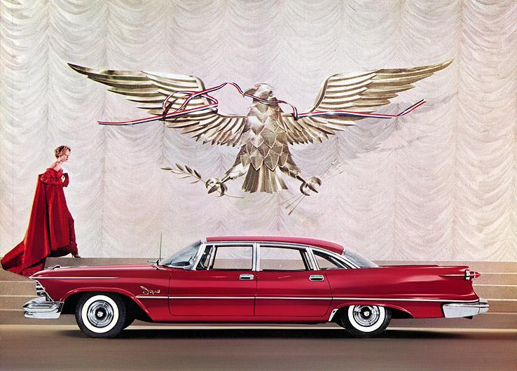 Plan59 :: Classic Car Art :: 1958 Imperial