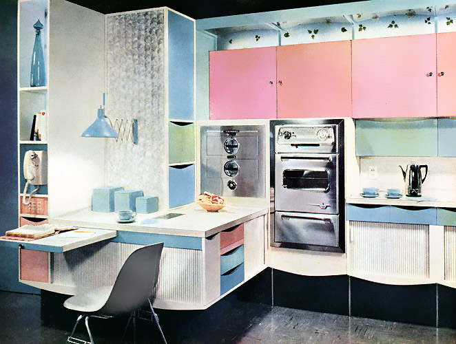 plan59 retro 1940s 1950s decor furniture retro kitchen ideas