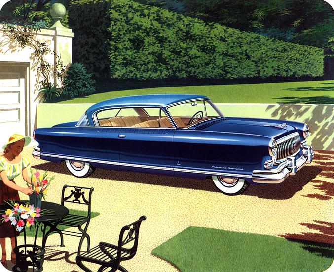 Cadillac Classic Car Club