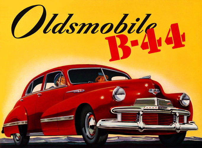 The 44th Anniversary Oldsmobiles: Better looking, Better lasting, Better built