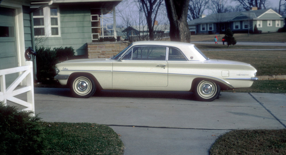 Plan59.com :: Historical Photos :: 1961 Oldsmobile F-85 Cutlass