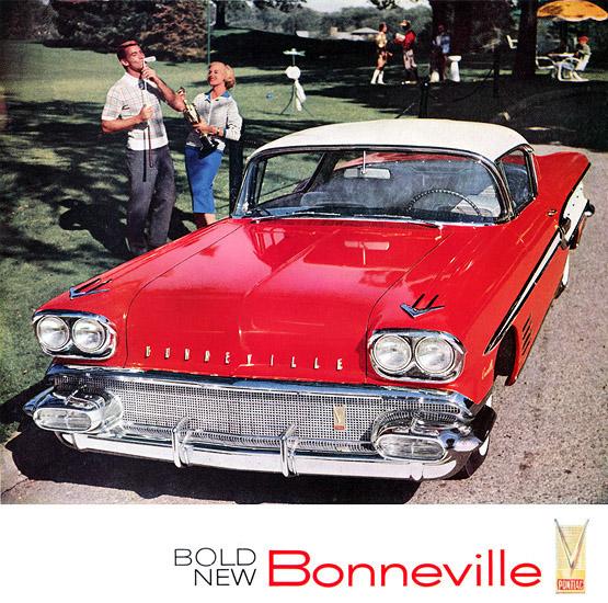 1958 Pontiac Bonneville Sport