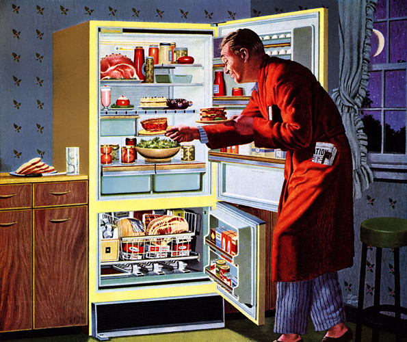 Plan59 :: Retro 1940s 1950s Decor & Furniture :: RCA Whirlpool, 1959