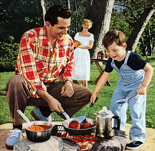 Plan59 1950s Barbecue Sos 1955