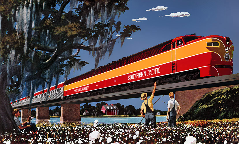 Travel From Florida To California By Train