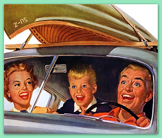 Av328 on 1940s car ads