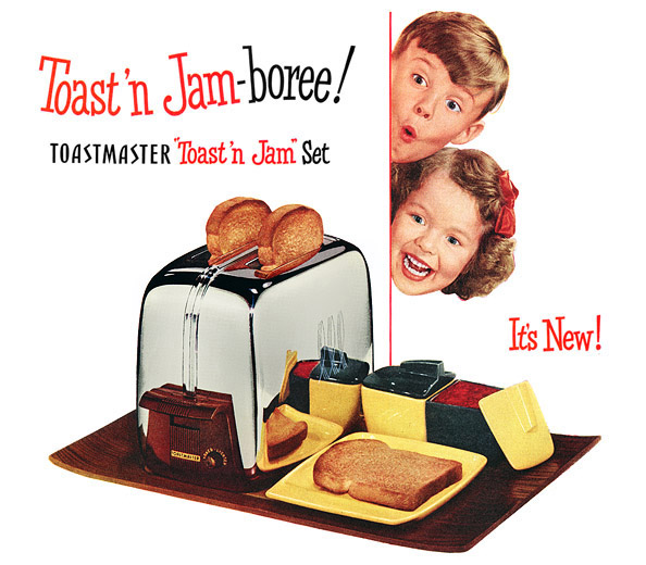 plan59    1950s art    toast n