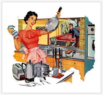 stainless housewife